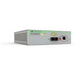 Allied Telesis AT-PC2000/SC-60 1000Mbit/s 850nm Gris convertidor de medio AT-PC2000/SC-60