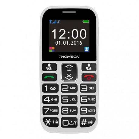 Thomson Serea 49 4,57 cm (1.8'') Blanco Teléfono básico SEREA49WHT