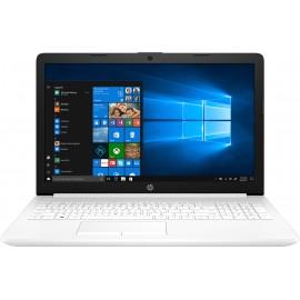 HP 15-da0252ns Blanco Portátil (15.6'')  Intel Core i3 4 GB DDR4-SDRAM 1000 GB Unidad de disco duro Windows 10 Home 8PU69EA