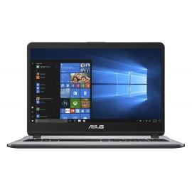 ASUS X507MA-BR418 Gris Portátil  (15.6'') Intel Celeron N 4 GB DDR4-SDRAM 256 GB SSD Wi-Fi 4 (802.11n) FreeDOS 90NB0HL1-M08220
