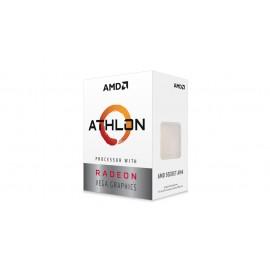 AMD Athlon 3000G procesador 3,5 GHz Caja 4 MB L3 yd3000c6fhbox