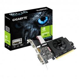 Gigabyte  tarjeta gráfica GeForce GT 710 2 GB GDDR5 GV-N710D5-2GIL