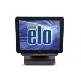 Elo Touch Solution E335733 2GHz J1900 15'' 1024 x 768Pixeles Pantalla táctil Todo-en-Uno Negro terminal POS E335733