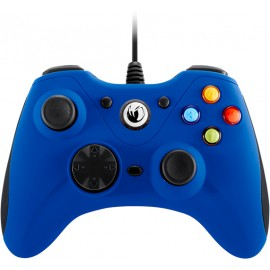 NACON PCGC-100BLUE mando y volante Gamepad PC Analógico USB Azul PCGC-100BLUE