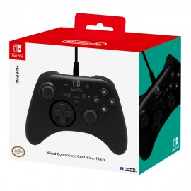 Hori HoriPad, Nintendo Switch Gamepad Nintendo Switch Negro NSW-001U
