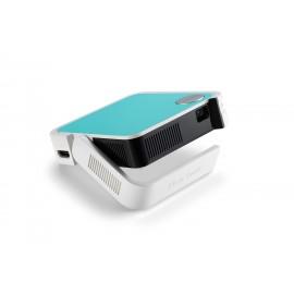Viewsonic M1 mini videoproyector 50 lúmenes ANSI LED WVGA (854x480) Proyector portátil Blanco m1 mini
