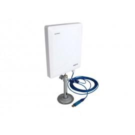 Approx APPUSB26AC punto de acceso WLAN 600 Mbit/s Blanco APPUSB26AC