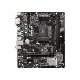 MSI A320M-A PRO MAX placa base Zócalo AM4 Micro ATX AMD A320 911-7C52-001 911-7C52-001