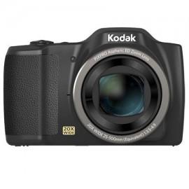 Kodak PIXPRO FZ201 Cámara compacta 16MP 1/2.3'' CCD 4608 x 3456Pixeles Negro FZ201-BK