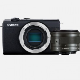 Canon EOS M200 MILC 24,1 MP CMOS 6000 x 4000 Pixeles Negro 3699C010