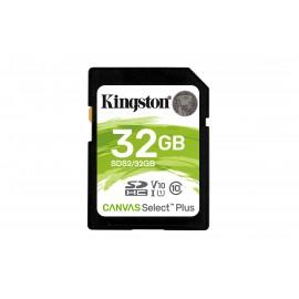 Kingston Technology Canvas Select Plus memoria flash 32 GB SDHC Clase 10 UHS-I SDS2/32GB