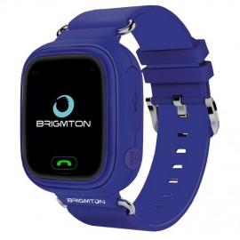 Brigmton BWATCH-KIDS-M reloj inteligente Púrpura LCD  (1.22'') Móvil GPS (satélite) BWATCH-KIDS-M