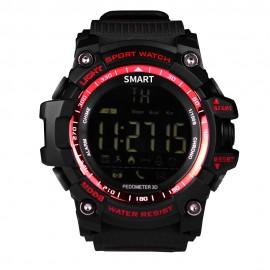 Brigmton BWATCH-G1-R reloj inteligente Negro, Rojo (1.12'') BWATCH-G1-R