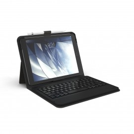 ZAGG ID8BSF-BBS teclado para móvil Español Carbón vegetal Bluetooth ID8BSF-BBS