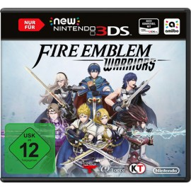 Nintendo Fire Emblem Warriors 3DS vídeo juego