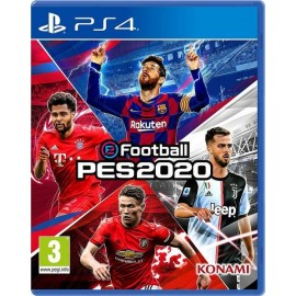 Sony eFootball PES 2020 PS4  9271045