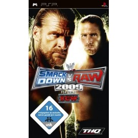 THQ WWE SmackDown vs. Raw 2009  9031