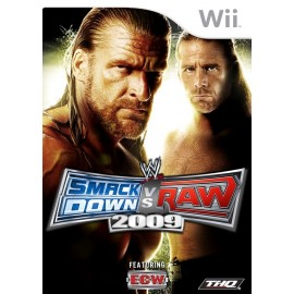 THQ WWE SmackDown vs. Raw 2009  8577