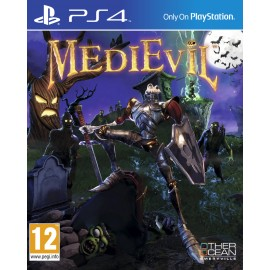 Sony MediEvil, PS4  9946007
