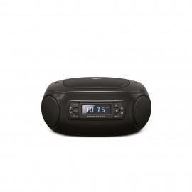 Energy Sistem Boombox 3 Reproductor de CD portátil Negro 447572