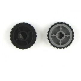 Lexmark Roller Knobby Tire Hub T1  40X5451