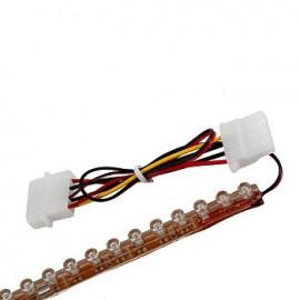 Lamptron LAMP-LEDFL1206 parte carcasa de ordenador