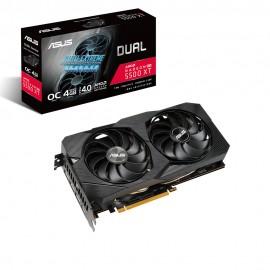 ASUS Dual -RX5500XT-O4G-EVO Radeon RX 5500 XT 4 GB GDDR6 90YV0DV2-M0NA00