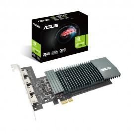 ASUS GT710-4H-SL-2GD5 NVIDIA GeForce GT 710 2 GB GDDR5 90YV0E60-M0NA00