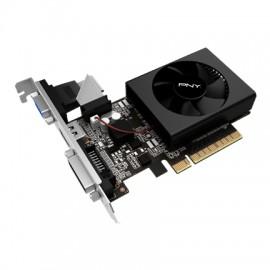 PNY VCGGT7102XPB tarjeta gráfica GeForce GT 710 2 GB GDDR3