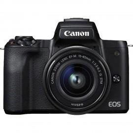Canon EOS M50 Cámara compacta 24.1MP CMOS 6000 x 4000Pixeles Negro - 2680C012AA