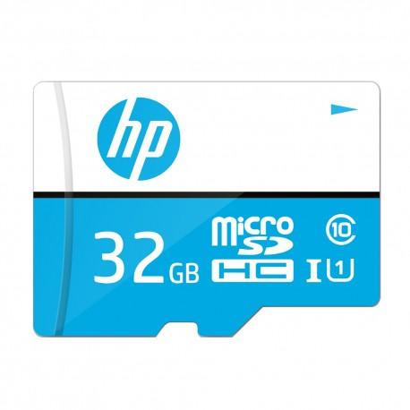 HP mi210 UHS-I U1 32GB memoria flash MicroSDXC Clase 10 - HFUD032-1U1BA