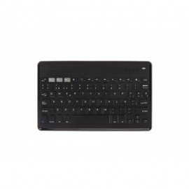 SilverHT 111936840199 Bluetooth/Micro-USB Negro, Gris teclado para móvil