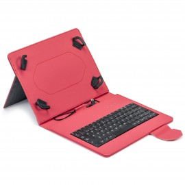 Maillon Technologique URBAN KEYBOARD USB RED - MTKEYUSBRED