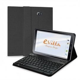 e-Vitta Keytab teclado para móvil QWERTY Inglés Negro Bluetooth - evsg000510