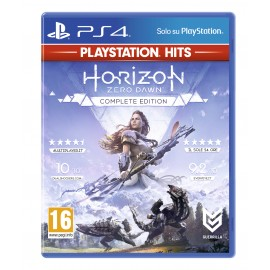 Sony Horizon Zero Dawn: Complete Edition - PS Hits PlayStation 4 Completa Inglés, Español - 9708216