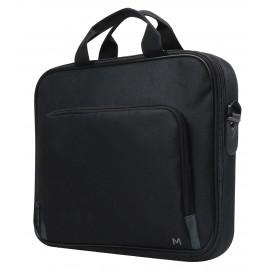 Mobilis TheOne maletines para portátil 39,6 cm (15.6'') Maletín Negro - 003054
