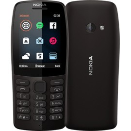 Nokia 210 6,1 cm (2.4'') Negro Característica del teléfono 16otrb01a10