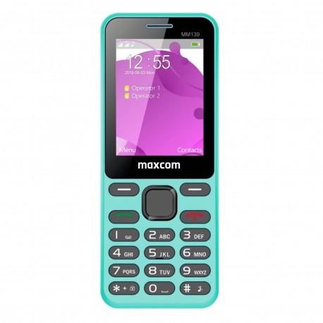 MaxCom Classic MM136 2.4'' Turquesa 5908235975375