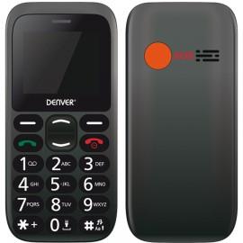 Denver BAS-18300M 1.77'' Teléfono para personas mayores Negro