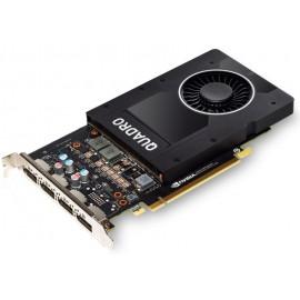 Fujitsu S26361-F2222-L205 tarjeta gráfica NVIDIA Quadro P2200 5 GB GDDR5X