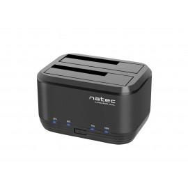 NATEC Kangaroo Dual USB 3.2 Gen 1 Type-A nsd-0955
