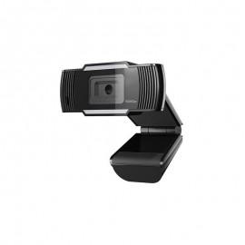 GENESIS NKI-1672 cámara web 1920 x 1080 Pixeles USB 2.0 Negro