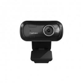 GENESIS LORI cámara web 1920 x 1080 Pixeles USB 2.0 Negro - nki-1671