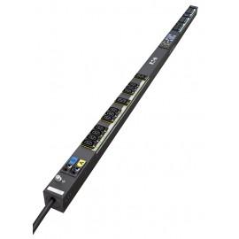 Eaton ESWB03 16AC outlet Negro unidad de distribución de energía PDU ESWB03