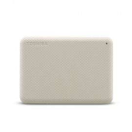 Toshiba Canvio Advance  1000 GB Blanco