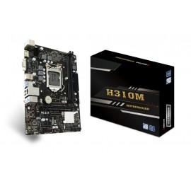 Biostar H310MHP placa base LGA 1151 (Zócalo H4) micro ATX Intel® H310