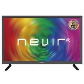 Nevir NVR-7707-24RD2-N 24'' HD Negro