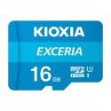 Kioxia Exceria memoria flash 16 GB MicroSDHC Clase 10 UHS-I - lmex1l016gg2