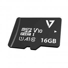 V7 Tarjeta Micro-SDXC Clase 10 U1 A1 V10 de 16GB