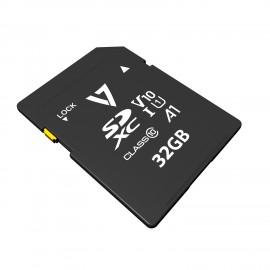 V7 SDXC V10 U1 A1 CL10 UHD de 32GB - VPSD32GV10U1